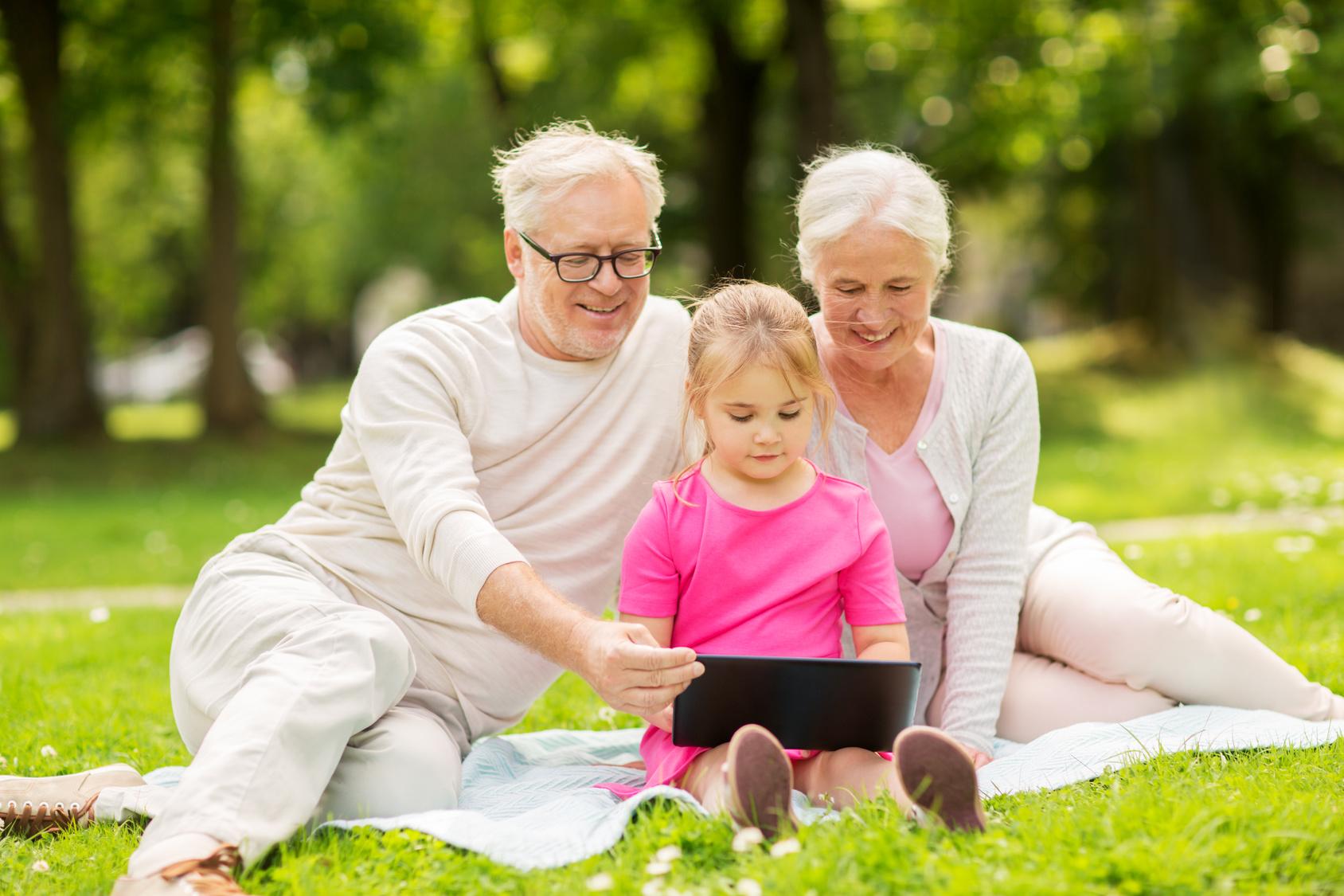 Ältere Senioren Väter Senioren
